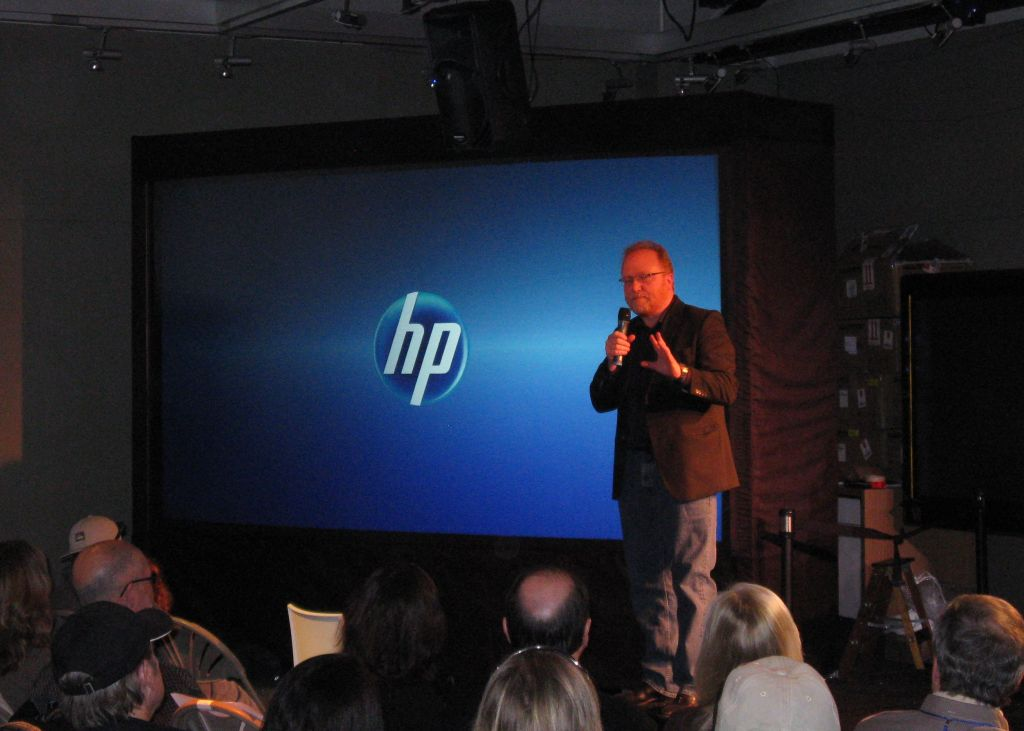 Phil McKinney CTO of HP