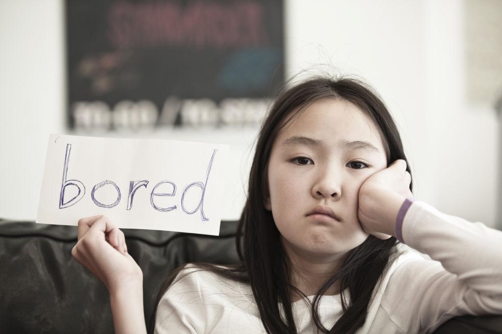 Boredom - How To Improve Your English Listening Skills