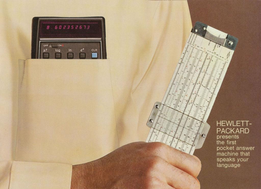 David Cochran – Inventor of the scientific pocket calculator