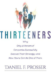 thirteeners book by Dan Prosser