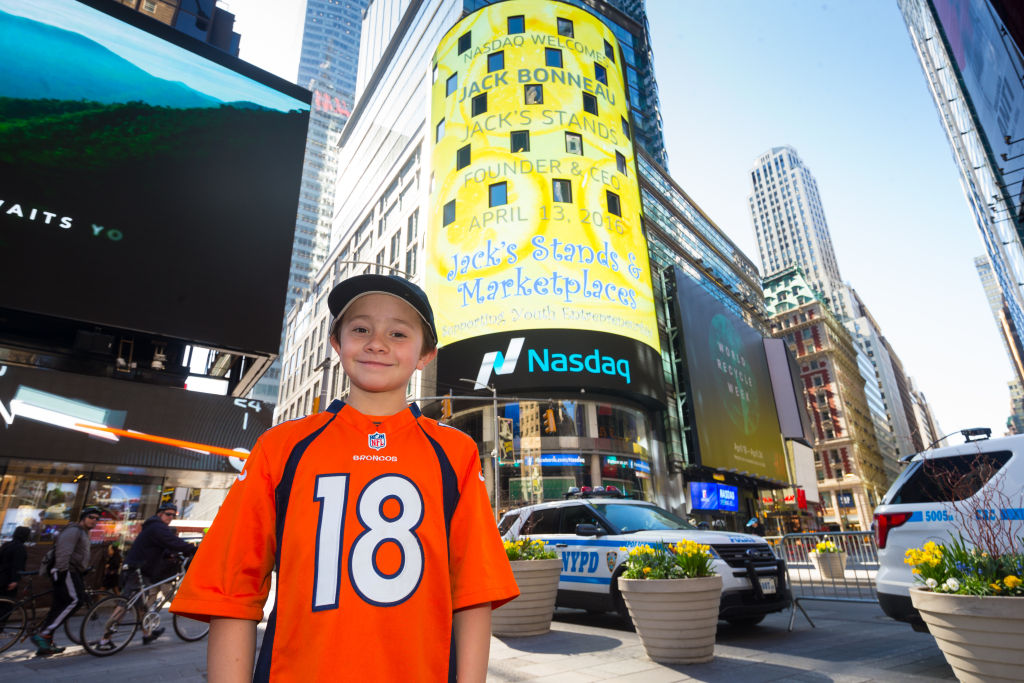 Kid Entrepreneurs: A 10 Year Old Who Is Franchising His Idea S12 Ep14