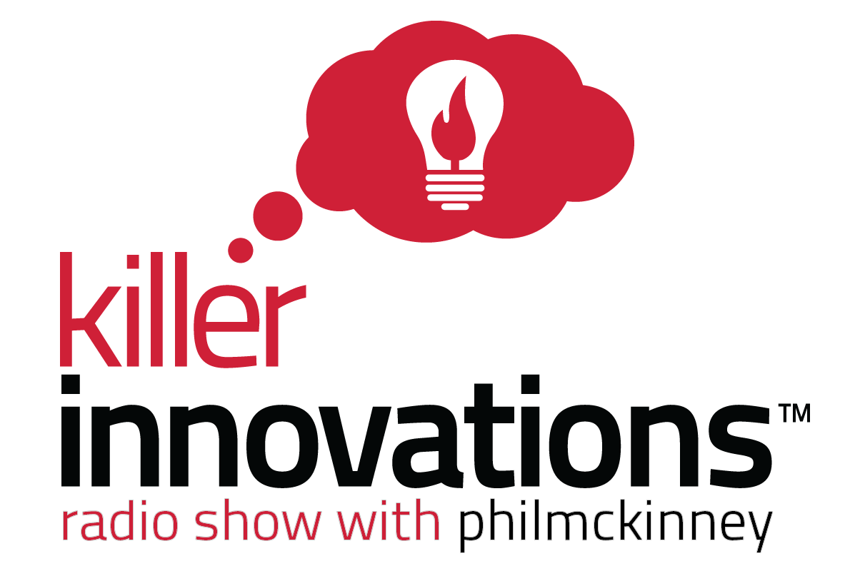 How Do You Bring Innovation To Philanthropy? S12 Ep47 - Killer Innovations: Innovators Talking About Creativity, Design and Innovation