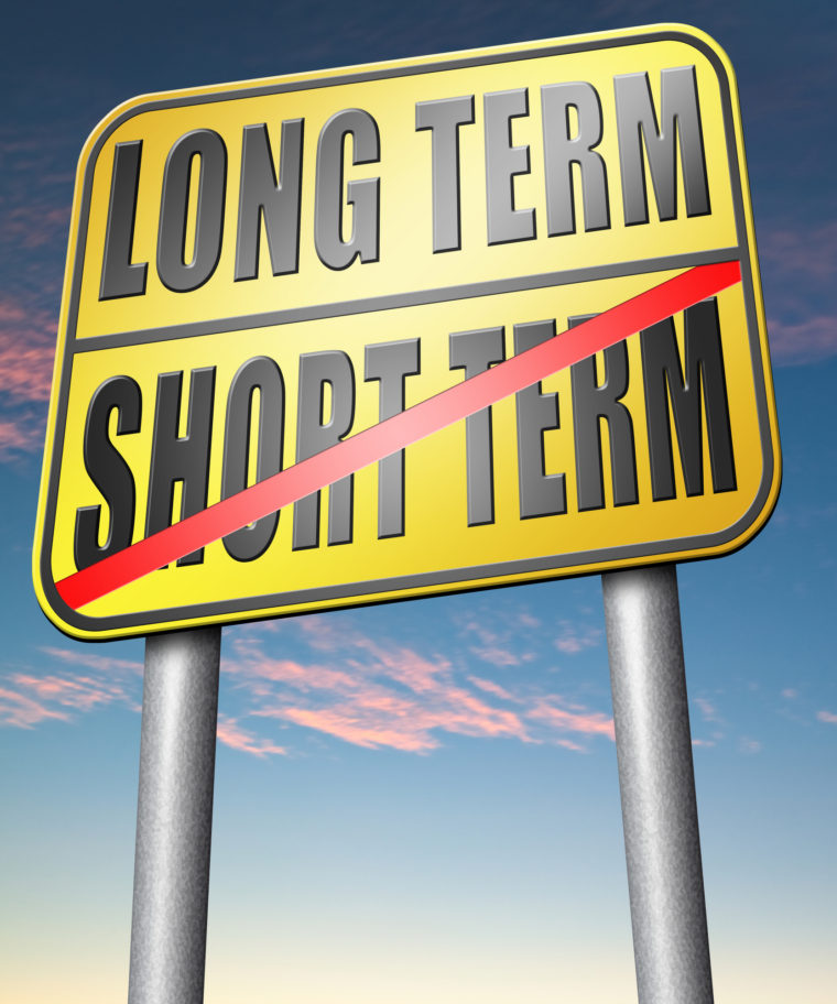 Long And Short Term : Short term thinking is dangerous to long innovation