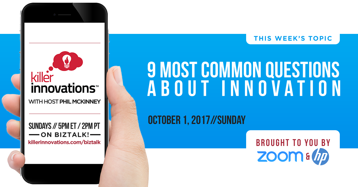 9 Most Common Questions About Innovation