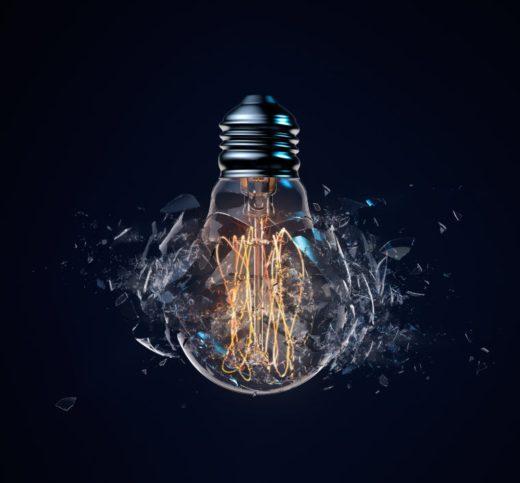 innovation collapse
