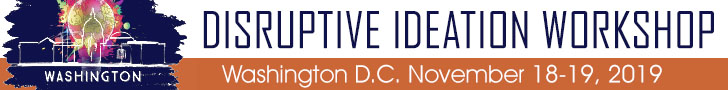Disruptive Ideation Workshop In DC