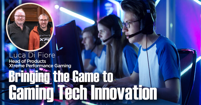 Gaming Tech Innovation