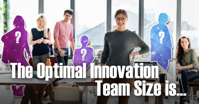 Optimal Innovation Team Size