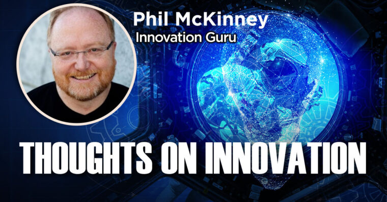 Thoughts on Innovation