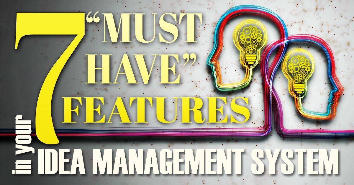 Idea Management System