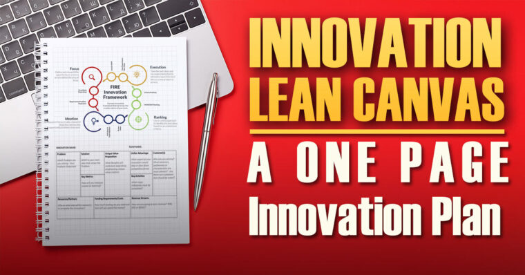 Innovation Lean Canvas