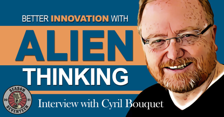 Cyril Bouquet and ALIEN Thinking