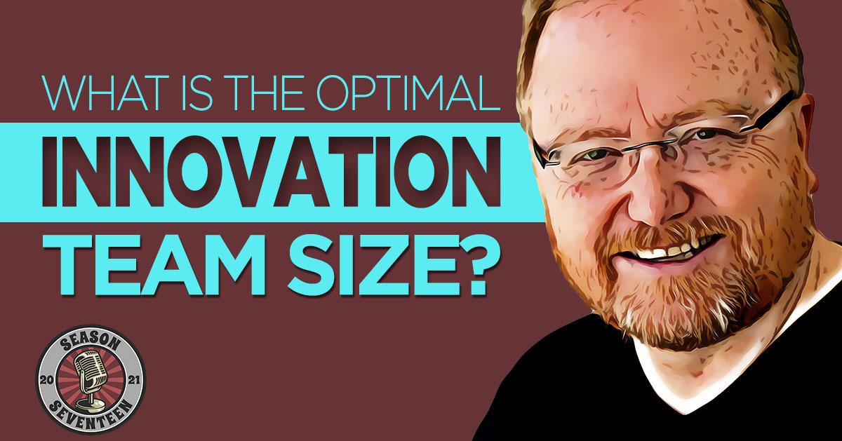 Optimal Innovation Team Size
